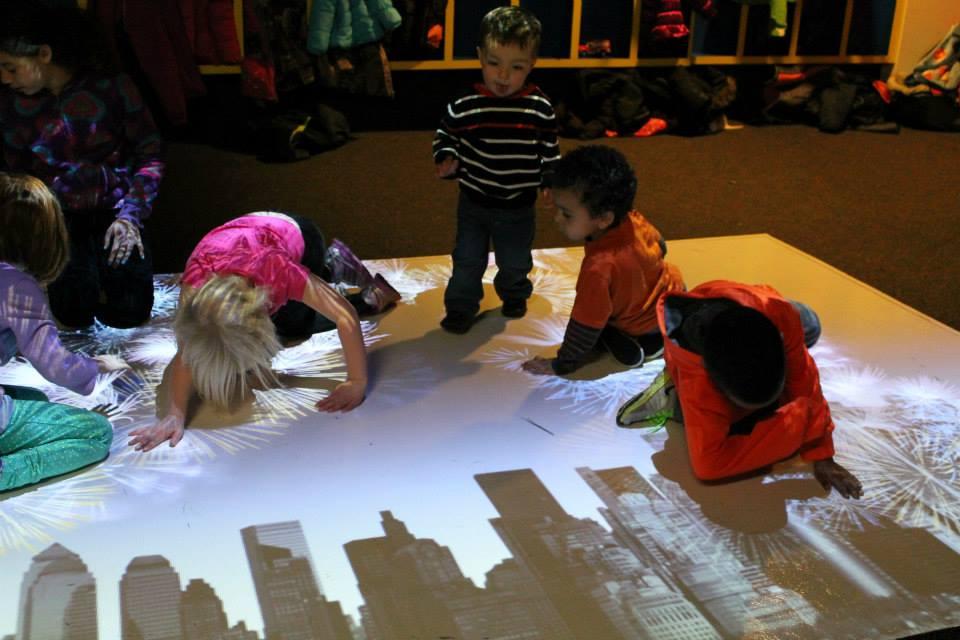 Eyeplay Installed At Children S Museum Of La Crosse