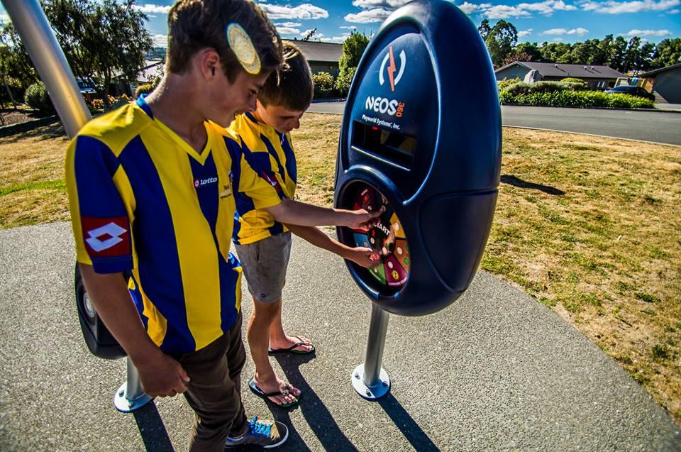 Iplaygrounds Brings Interactive Play Equipment To