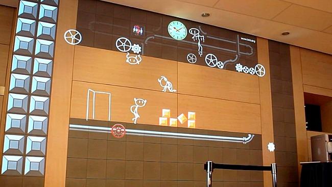 Digital Playgroundz Integrates Virtual Games Into Real