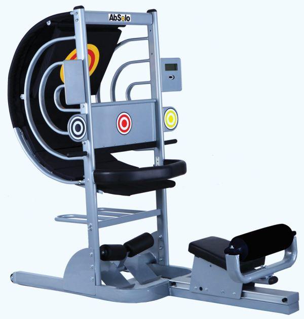 new abs workout machine