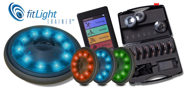 Basketball Workouts With Fitlight Trainer Fitness Gaming