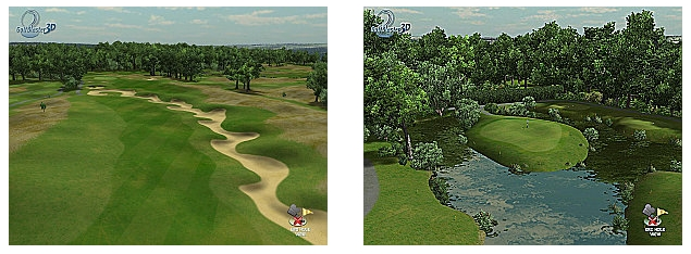 Golfblaster 3d Delivers The Latest In Golf Simulation