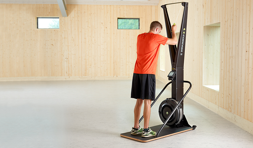 The SkiErg Is the Best Full-Body Workout Machine You're Not Using The SkiErg Is the Best Full-Body Workout Machine You're Not Using new foto