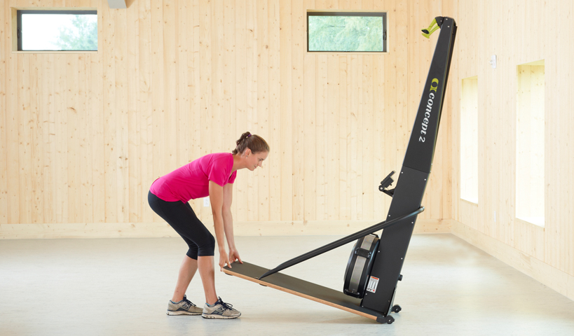 The SkiErg Is the Best Full-Body Workout Machine You're Not Using pictures