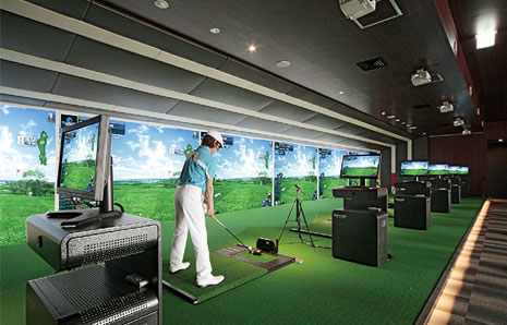 Golfzon Simulators Usher In New Golf Culture Fitness Gaming