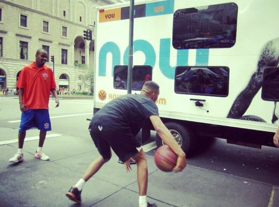 baloncesto entrenador kinect