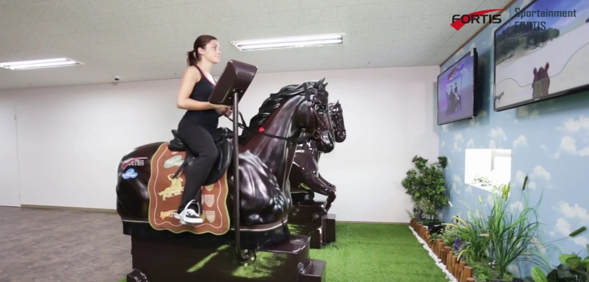 Fortis Horse Riding Simulator Offers a Variety of Options ...