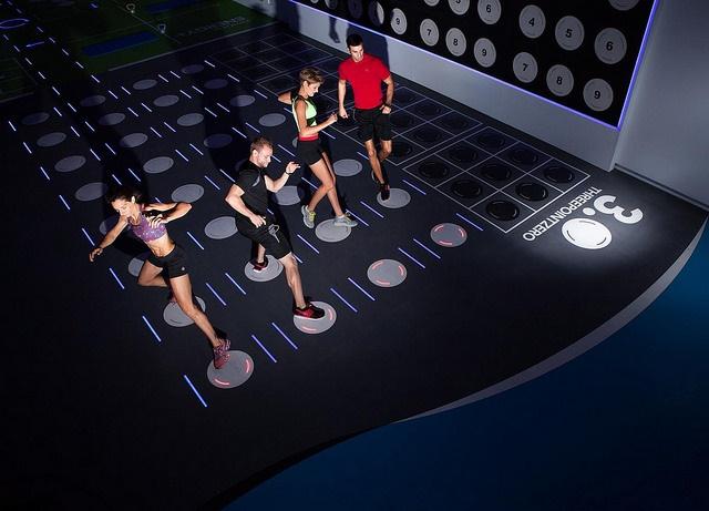 pavigym interactive fitness