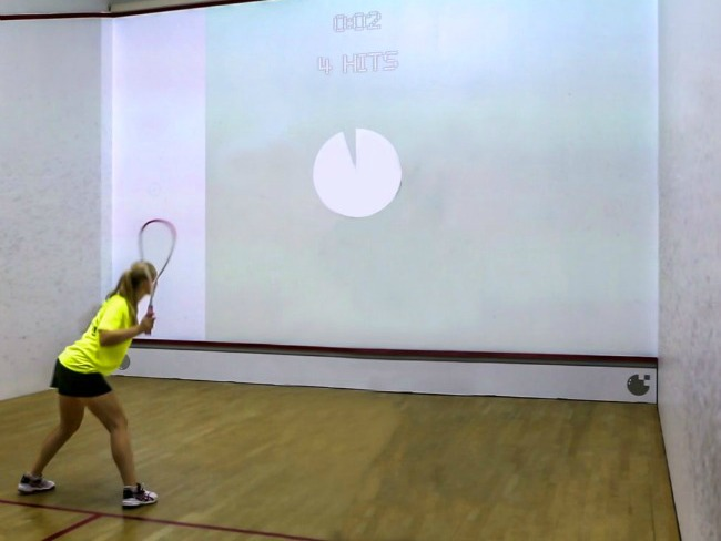 Interactive Isquash