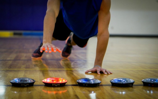 pics Agility for Physical Fitness and Sports