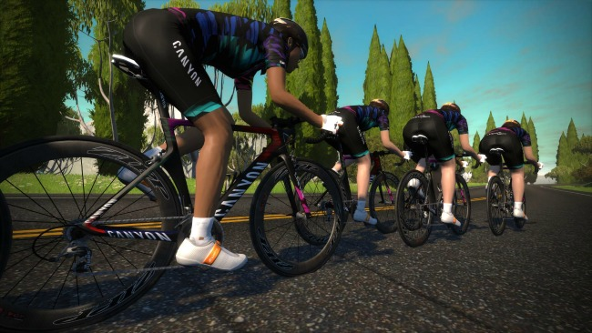 Zwift Academy Identifies Top Riders to Compete at UCI Women's World