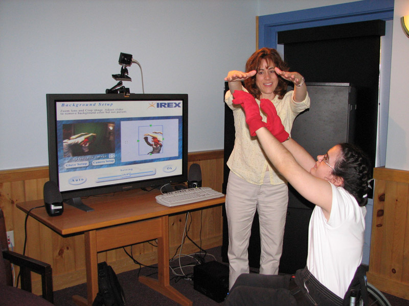 Virtual Reality Therapy In Stroke Rehabilitation Fitness