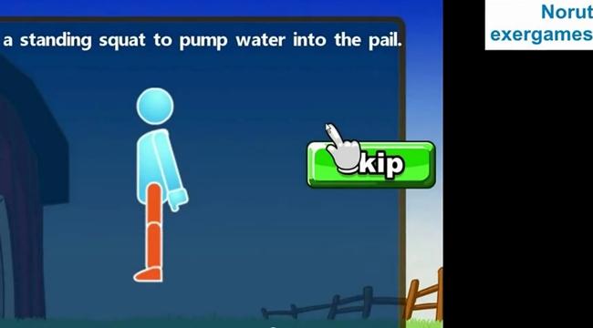 NORUT juego interactivo