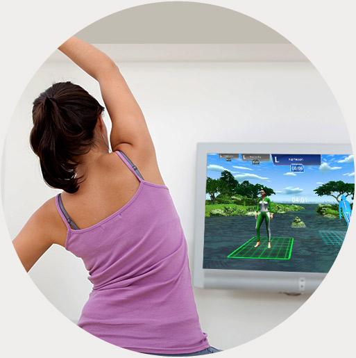 Yugo juego interactivo de rehabilitación
