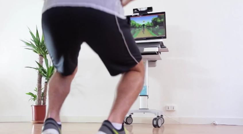 kinapsys rehabilitación de juegos
