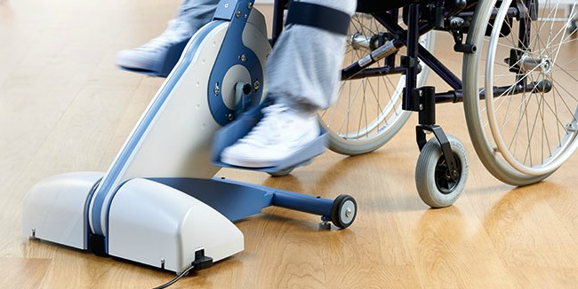 Thera Trainers Help Wheelchair Users Reap The Benefits Of