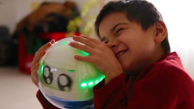 Toys For Toddlers With Autism : Leka robotic toy helps children with special needs learn
