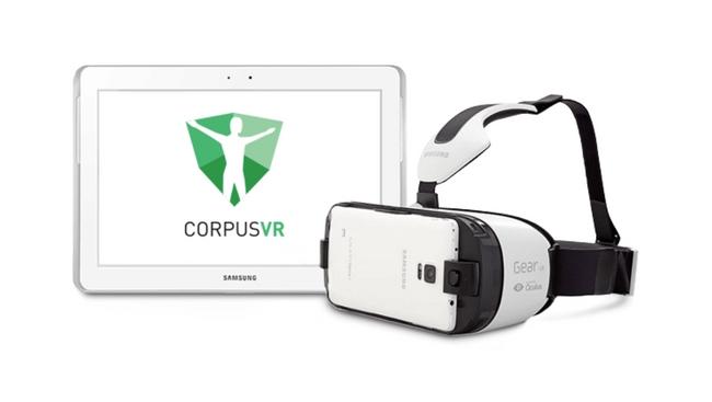 Corpus VR alivia el dolor y la ansiedad El uso de mundos virtuales