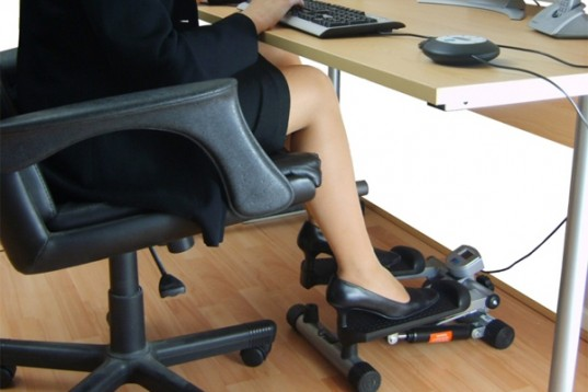 Desk Exercises At Work With Gamercize Fitness Gaming