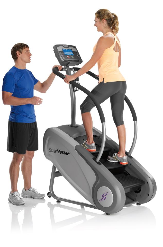 stair climber machine workouts