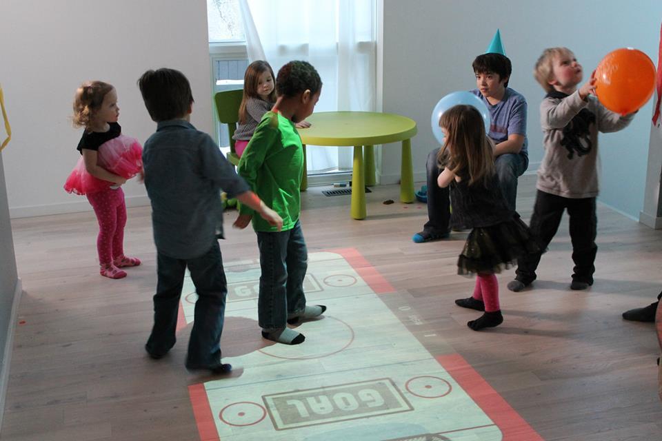 Lumo Play Turns Children S Rooms Into Interactive