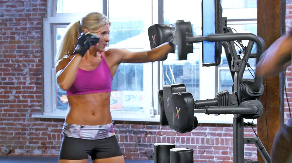 Nexersys machines combine cardio and strength workouts for