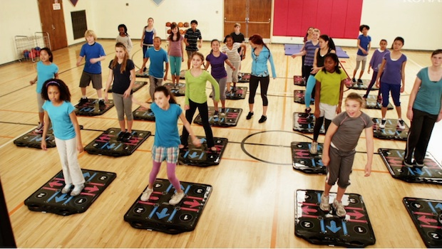 Modern Classroom Quiz ~ Ddr classroom edition arrives to uk schools fitness gaming