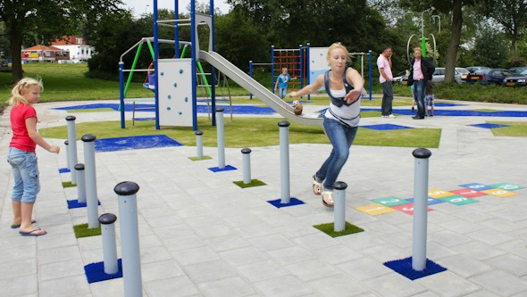 PlayAlive Interactive Electronic Playgrounds Revolutionize Outdoor ...