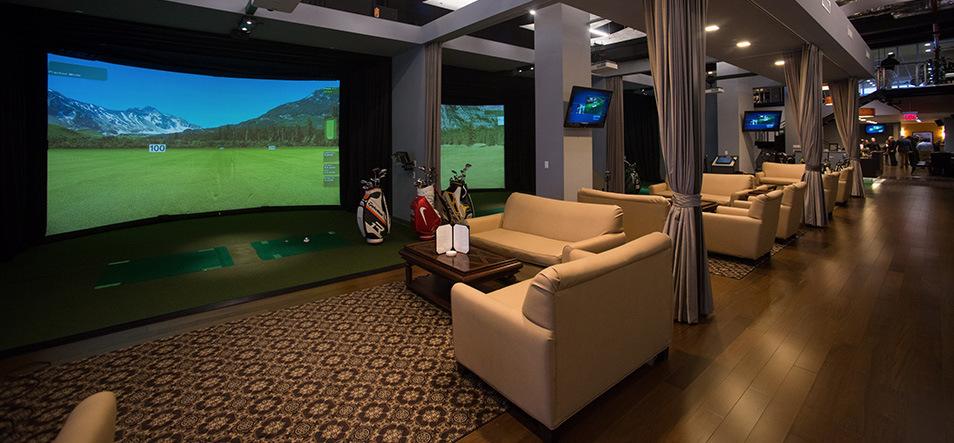 Golf Amp Body Nyc Uses Hd Golf Simulators To Take Golfers